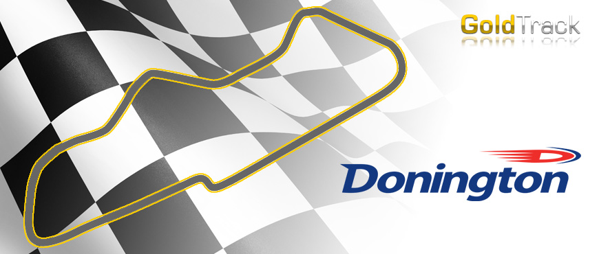 Donington Park circuit Gold Track, Racing Track Day Experiences
