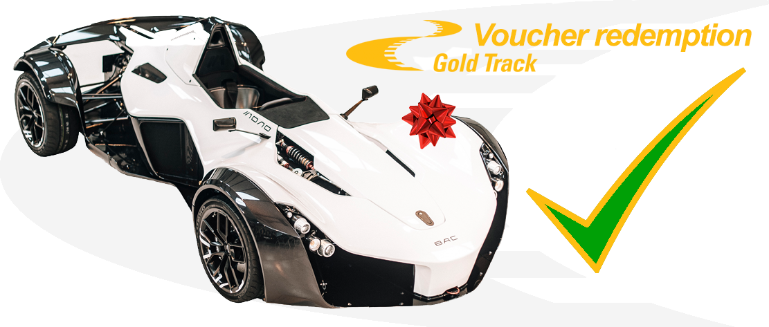Goldtrack gift voucher