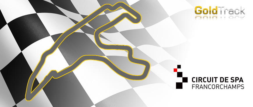 Book 2 Days Spa Francorchamps 2x trackdays 13-14th Oct 2020 - Goldtrack