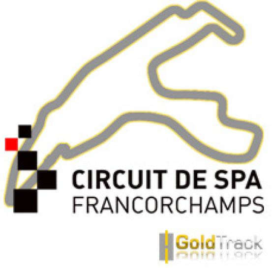 Book Spa Francorchamps 13 Oct 2020 - 1 x Trackday with Goldtrack