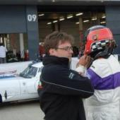 Jim Tester books track day events with Goldtrack